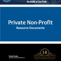 Union Grove ISD / ESSA / PNP Guidance Documents