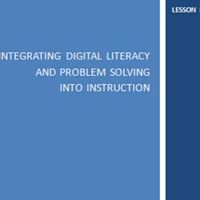 Integrating Digital Literacy & Problem Solving into Instruction