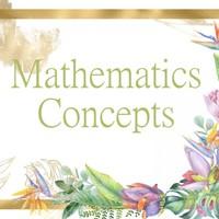 Mathematics Concepts 136