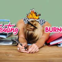 Being a Healthier Teacher Stop Burnout!