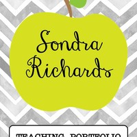 Sondra Richards Portfolio