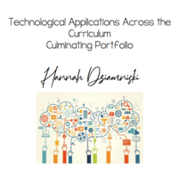 Technological Applications Across the Curriculum Final Portfolio