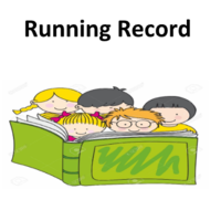 Running Record Levels- Recording Sheets