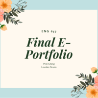 ENG 657 Final Portfolio