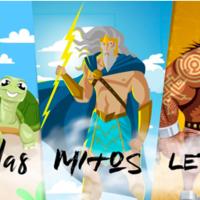 Mitos-F��bulas-Leyendas