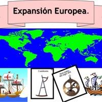 Expansi��n europea en el siglo XV y XVI
