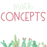 Math Concepts 137