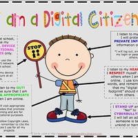 Digital Citizenship for Kindergarten