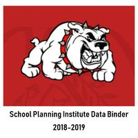 Emerson  2018-2019 School Planning Institute- Data Binder