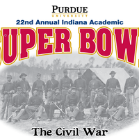 2008 JUNIOR Academic Super Bowl Contest Questions:  The Civil Wa