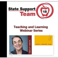 Teaching and Learning Webinar Series