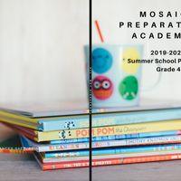 Summer School 4th Grade Mandated Scholars 2019-2020
