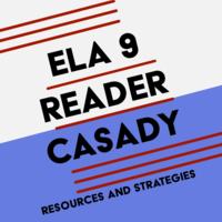 Casady Pre-AP 9 Reader