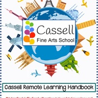 Cassell Remote Learning Handbook for Parents & Families