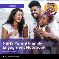 NBHS Title 1 Parent/Family Engagement Notebook 2020-2021