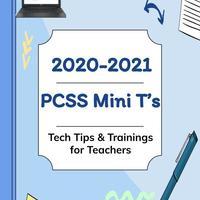 2020-2021 PCSS Mini T's