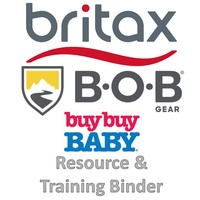 buybuyBaby Britax/BOB Resource Binder