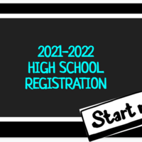 High School Registration 2020-2021