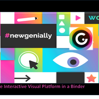 Genially, the Interactive Visual Platform in a Binder