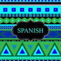 Spanish 2: Final Exam
