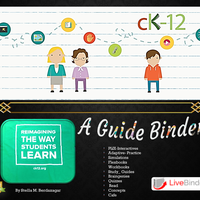CK-12 Foundation- a Guide Binder