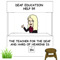 Deaf Education Resources