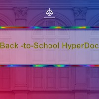 HyperBinder- Lesson Plan Template