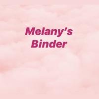 Melany's Binder