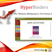 HyperBinders- the Ultimate All-in-One 21st Century Tool