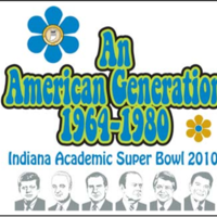 2010 JUNIOR Academic Super Bowl Contest Questions:  An American