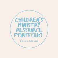 Children's Ministry Resource Portfolio