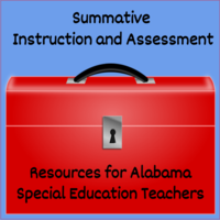 Summative Instruction and Assessment