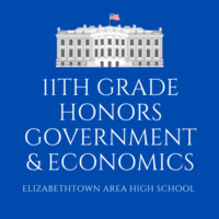 11th Grade Honors Government & Economics Portfolio