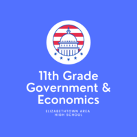 11th Grade Government & Economics Portfolio