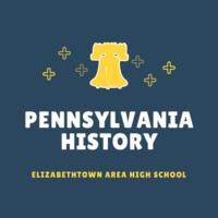 Pennsylvania History Notebook