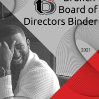 The Brothers Brunch Inc. New Board Member Binder