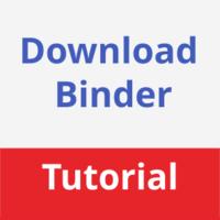 LiveBinders Offline Binders
