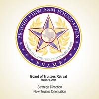 March 13, 2021 PVAMF Board Retreat