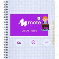 Mote, the Power of Vocal Interactions  to Support  SEL