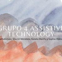 Grupo 4 Assistive technology
