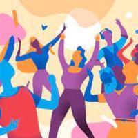 """""""Bailando y bailando mi salud voy mejorando"""""""