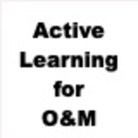 Active Learning for O&M (Work in Progress)