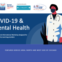 COVID-19 and Mental Health Resources