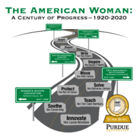 2021 Junior Academic Super Bowl:  The American Woman:  A Century