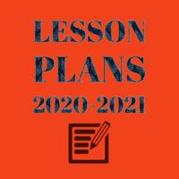 Lesson Plans 2020-2021