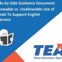 2020 Bilingual Education Allotment and Title III Funds