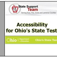 Accessibility for Ohio's State Tests