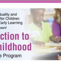 Introduction to Early Childhood Course One