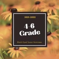 2021-22 Black-Eyed Susan Grade 4-6 Nominees
