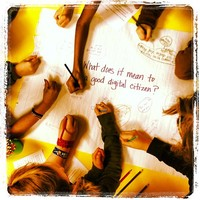 Digital Citizenship for 3rd Graders
